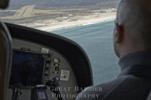 Landing Approach Claris 3105