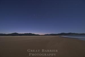 Beach At Night 1700
