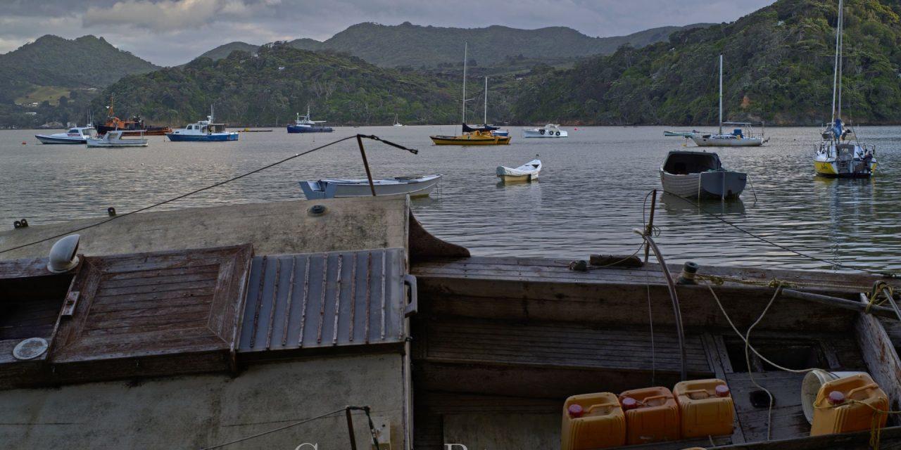 Shoal Bay – Tryphena